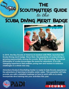 Scoutmasters Guide to the Scuba Diving Merit Badge
