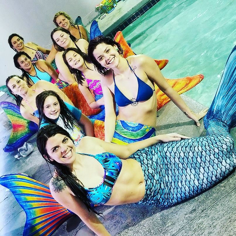 Discover Mermaid School at Adventure Scuba
